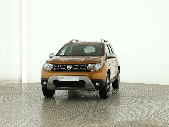 Dacia DUSTER 1.3 TCE 150 ADVENTURE SUV GPF EURO 6d-TEM, Jahr 2019, Benzin