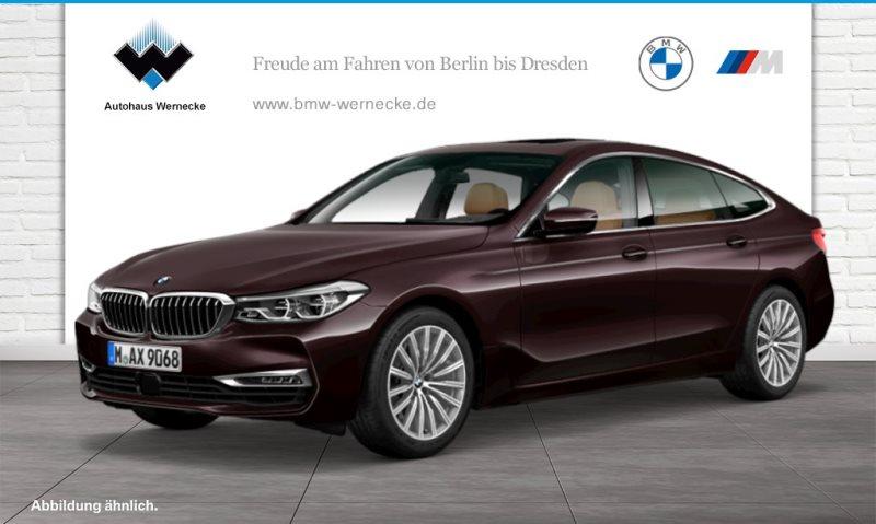 BMW 630d Gran Turismo Luxury Line Head-Up HK HiFi, Jahr 2018, Diesel