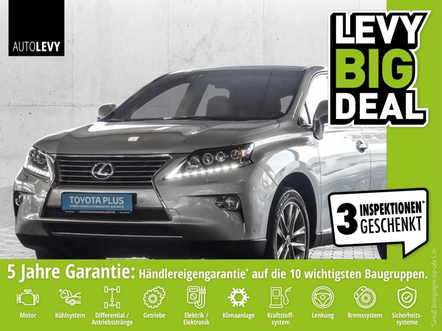Lexus RX 450h Executive Line *Schiebedach*Navi*8fach-b, Jahr 2014, Hybrid