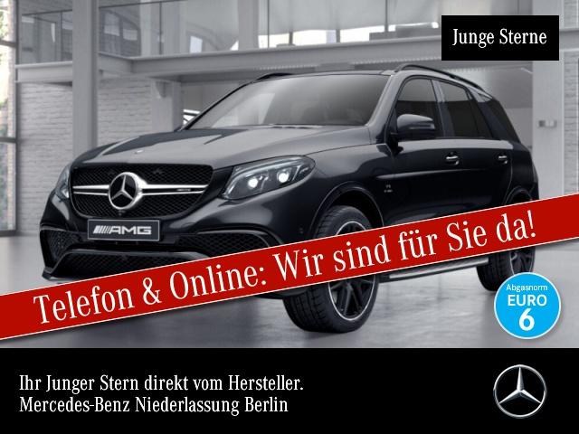 Mercedes-Benz GLE 63 AMG S 4M Driversp Perf-AbGas Perf, Jahr 2016, Benzin