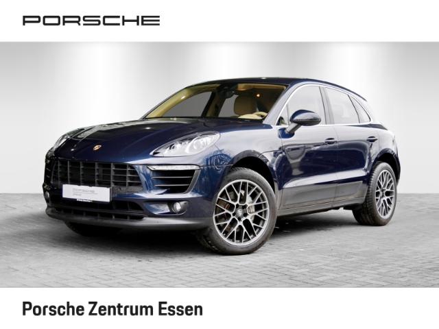 Porsche Macan S / Bi-Xenon Navigationssystem Rückfahrkamera BT SHZ, Jahr 2015, petrol