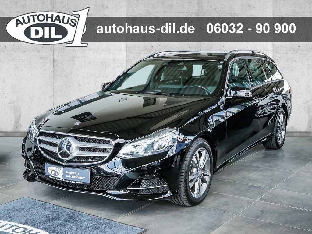 Mercedes-Benz E 300 T BlueTEC AVA COM+LED+Memory+Fahrass.-P., Jahr 2015, Diesel