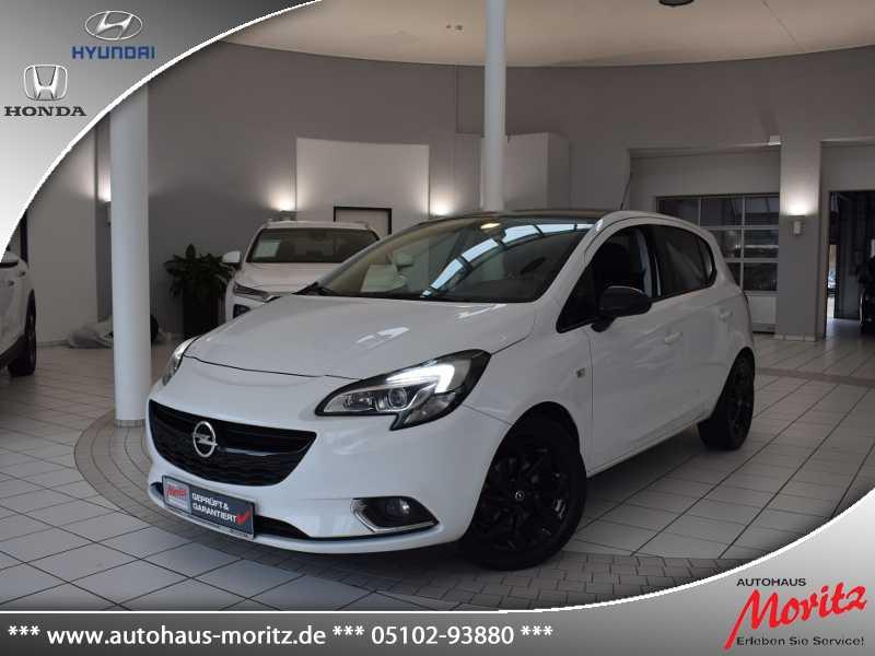 Opel Corsa 1.4 Color Edt. Aut. *MIT AUTOMATIK*OPC INNEN*, Jahr 2015, Benzin