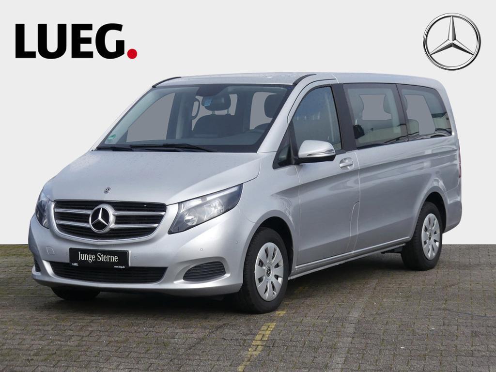 Mercedes-Benz V 220 d lang 7-Sitzer/Garmin Map Pilot/Rückfahrk, Jahr 2019, Diesel