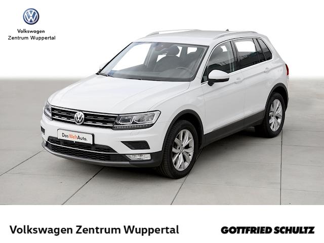 Volkswagen Tiguan 2,0 TDI Highline DSG 4M NAVI LED SHZ PDC, Jahr 2017, Diesel