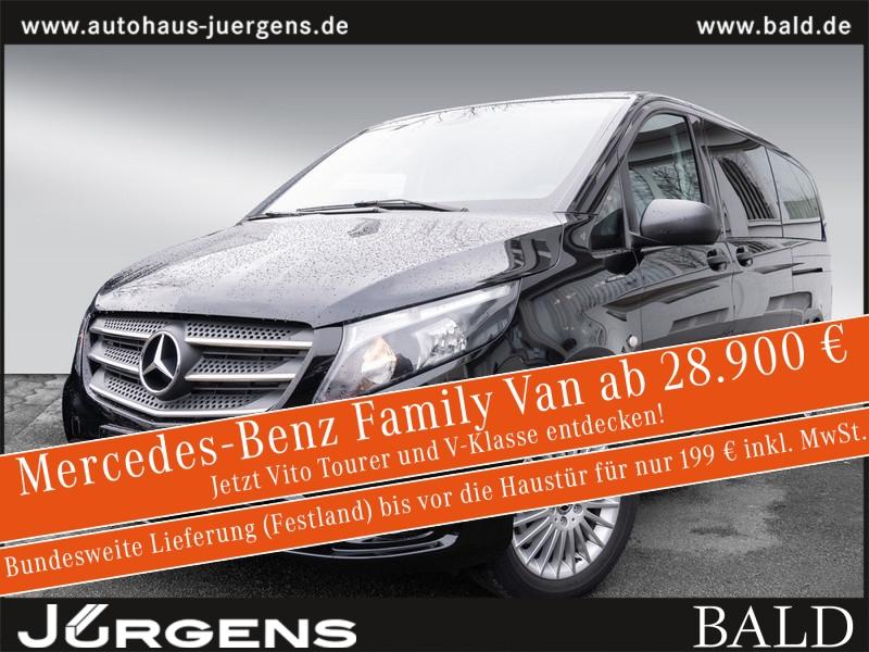 Mercedes-Benz eVito Tourer 111 Pro e.l. 8-Sitzer Kamer Klima, Jahr 2019, Elektro