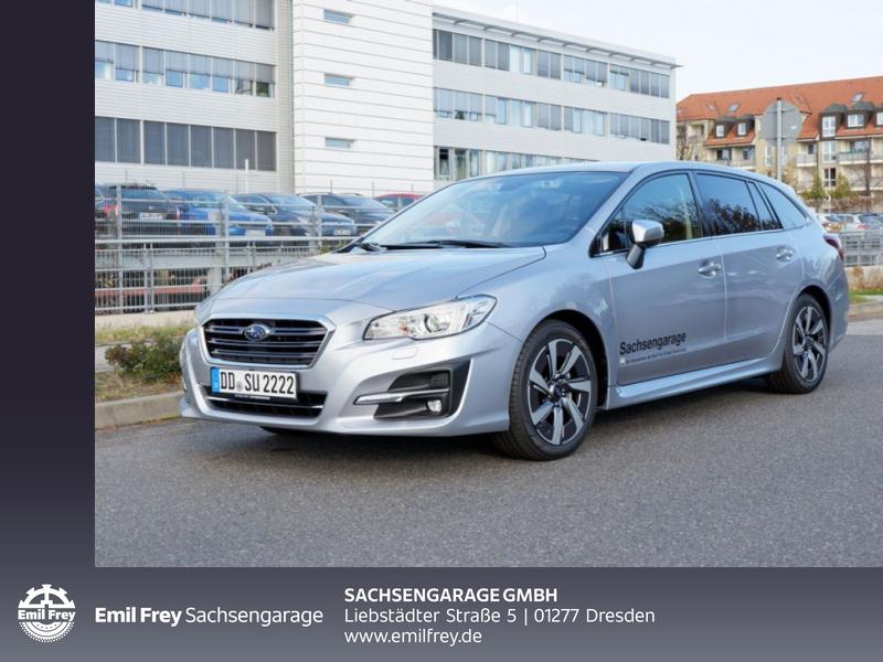Subaru Levorg 2.0i CVT Active Vorführwagen Aktionspreis, Jahr 2019, Benzin