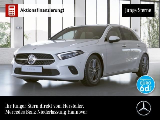 Mercedes-Benz A 220 4M Progressive 360° Multibeam Navi Premium, Jahr 2020, Benzin