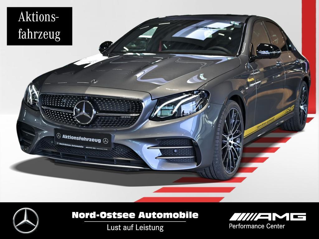 Mercedes-Benz AMG E 53 4MATIC+ VMAX*COMAND*WIDESCREEN*20''*360, Jahr 2019, Benzin