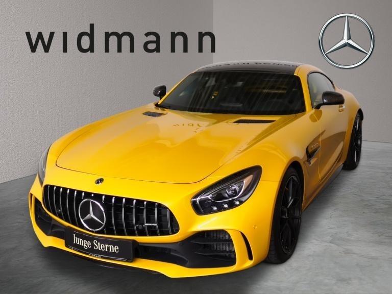 Mercedes-Benz AMG GT R Designo*Burmester*Comand*Keramik*Carbon, Jahr 2018, Benzin