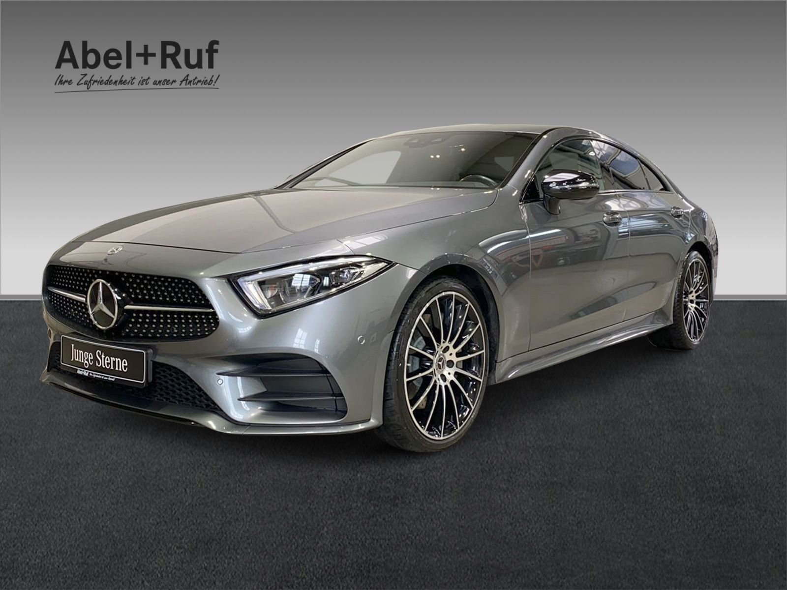 Mercedes-Benz CLS 400d 4M+AMG+MULTIBEAM+Burmester+COMAND+SHZ, Jahr 2019, Diesel