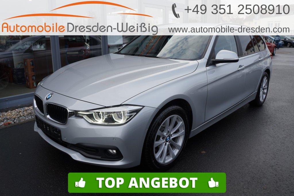 BMW 320 d Touring xDrive Advantage*Navi Prof*LED*, Jahr 2017, Diesel