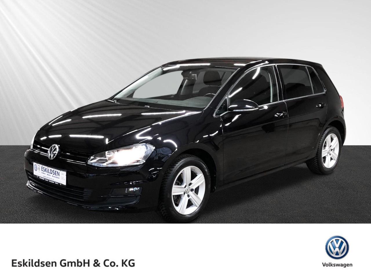 Volkswagen Golf Comfortline Golf 1,2 CLBMT 63 TSI M5F, Jahr 2013, Benzin