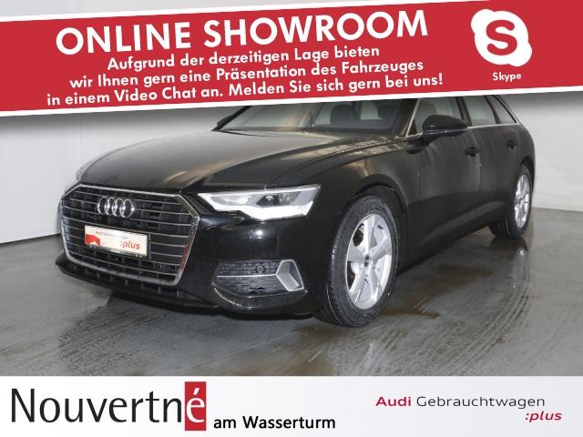 Audi A6 Avant 40 TDI sport NaviPlus Leder DAB AHK, Jahr 2019, Diesel