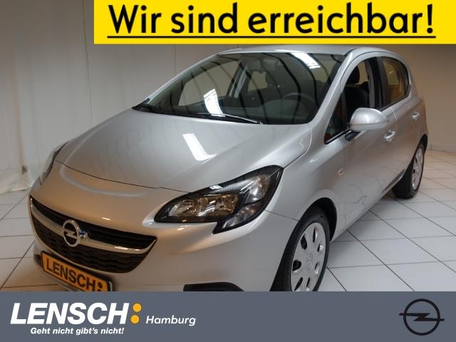 Opel Corsa E 1.4 5T Edition AUTOMATIK+KLIMA+BT+USB+CD, Jahr 2016, Benzin