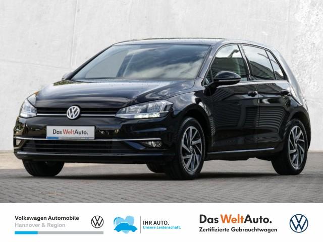 Volkswagen Golf VII 1.4 TSI Sound Navi ACC PDC SHZ, Jahr 2017, Benzin