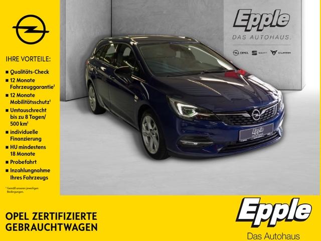 Opel Astra K Sports Tourer 2020 Start Stop 1.5 D EU6d LED Navi Rückfahrkam. Fernlichtass. PDCv+h, Jahr 2020, Diesel
