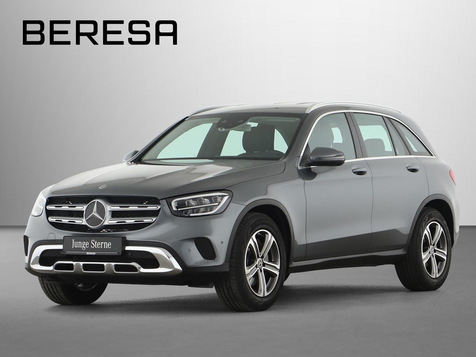 Mercedes-Benz GLC 200 4M Spur-P. LED Kamera PDC, Jahr 2019, Benzin