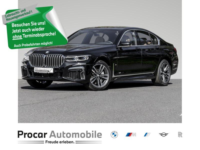 BMW 745e MSPORT+MASSAGESITZ+HEADUP+NAVI 0,01% FINANZ, Jahr 2020, Hybrid