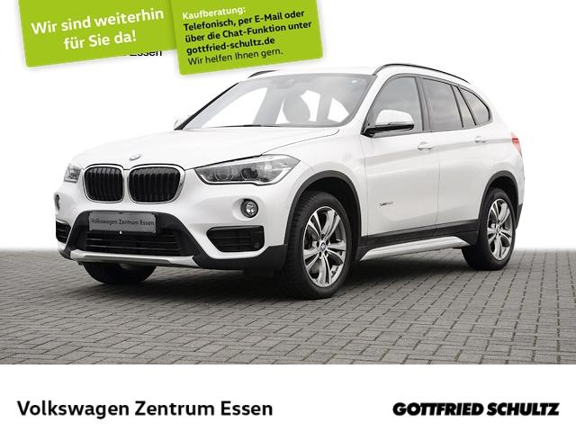 BMW X1 Sport Line xDrive 20i Pano LED Bluetooth, Jahr 2016, Benzin