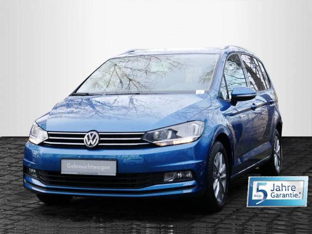 Volkswagen Touran 1.6TDI DSG ALLSTAR STHZG 7-Sitze AHK, Jahr 2016, Diesel