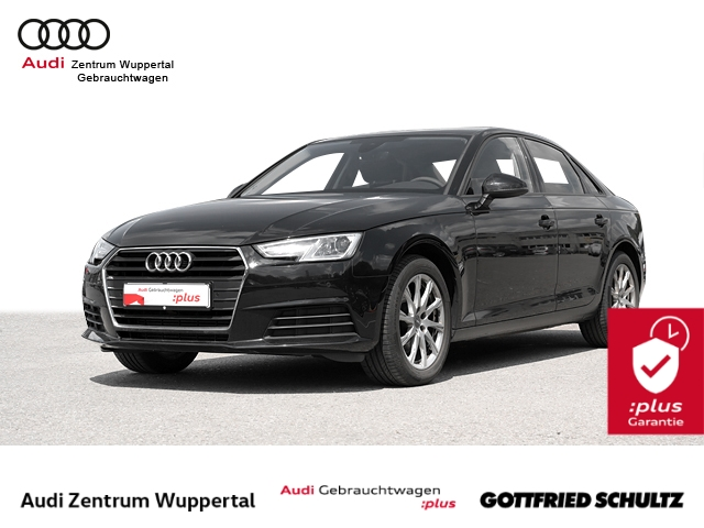 Audi A4 Lim. 2.0TFSI XEN NAV DAB PDC VO HI KEYLESS GRA MUFU 17, Jahr 2018, Benzin
