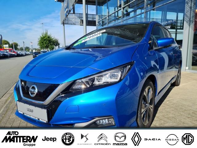 Nissan Leaf Tekna, Jahr 2021, Elektro