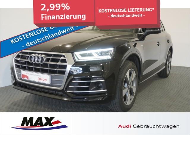 Audi Q5 3.0 TDI SPORT QUATTRO S-LINE NAV+LED+AHK+PANO, Jahr 2019, Diesel