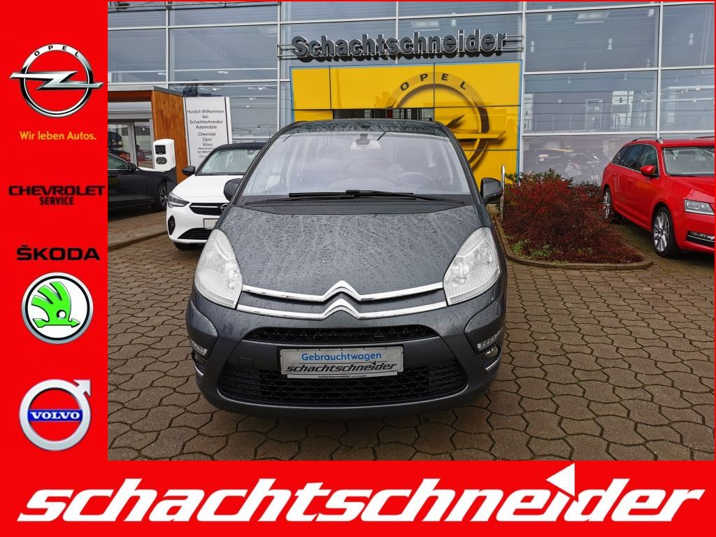 Citroën C4 Picasso 1.6 HDi FAP Tendance, Jahr 2013, Diesel