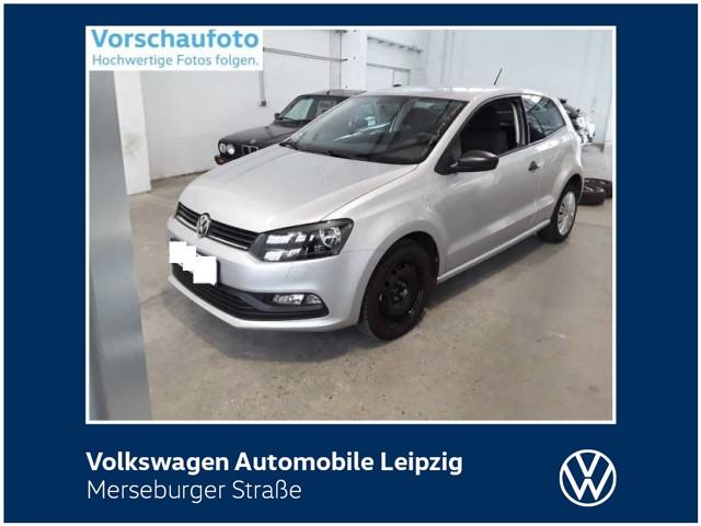 Volkswagen Polo 1.0 Trendline *SHZ*, Jahr 2017, Benzin