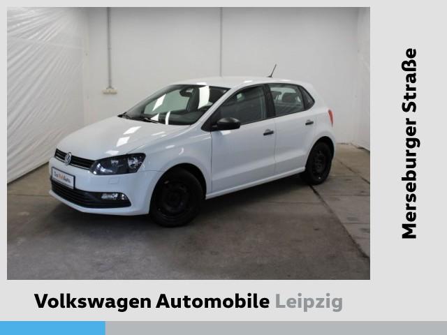 Volkswagen Polo 1.0 Trendline *SHZ*GRA*Klimaautomatik*Navi*, Jahr 2017, Benzin