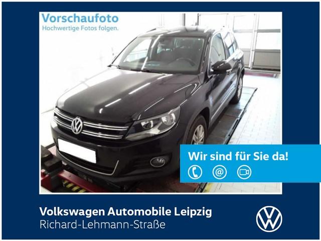 """Volkswagen Tiguan """"Lounge"""" 2.0 TDI *AHK*Navi*SHZ*Rear View*, Jahr 2016, diesel"""