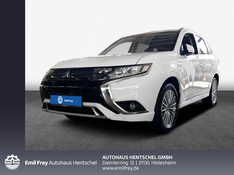 Mitsubishi Plug-in Hybrid Outlander 2.4 4WD Diamant 99 kW, 5-türig (Benzin/Elektro-PlugIn), Jahr 2020, Hybrid