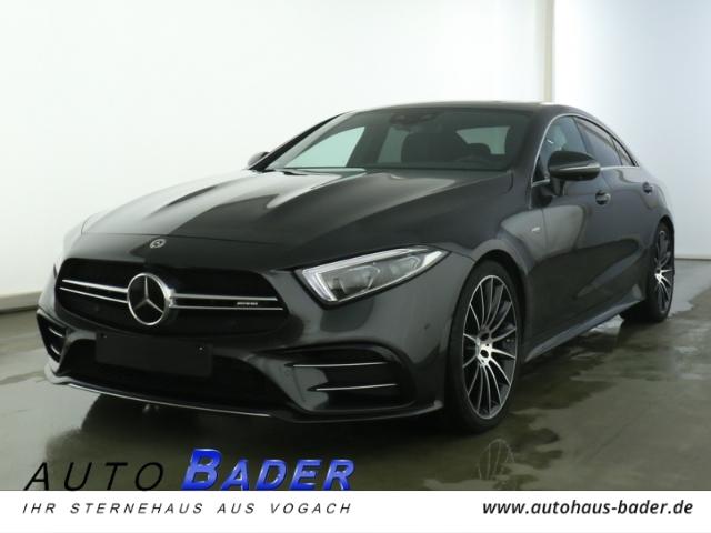 Mercedes-Benz CLS 53 AMG 4Matic+ MBUX Aktivsitze Vmax AHK Sthz, Jahr 2020, Benzin