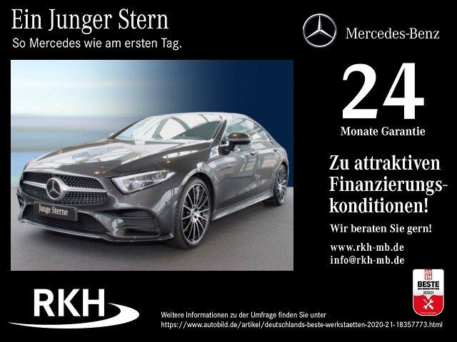 Mercedes-Benz CLS 400 d 4M AMG COMAND/Burmester/SHD/360/AIR Bo, Jahr 2018, Diesel