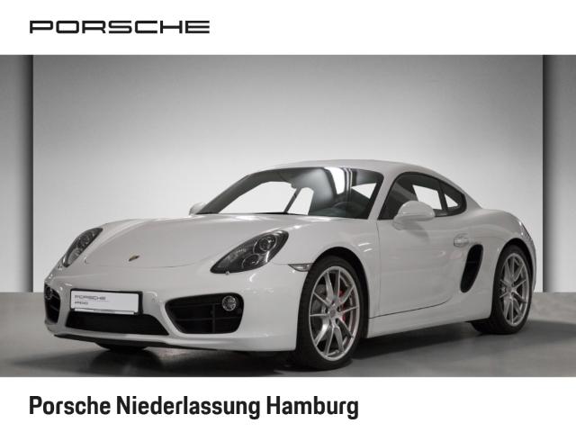 Porsche Cayman S 3.4 ERST 40.923 km!, Jahr 2014, petrol