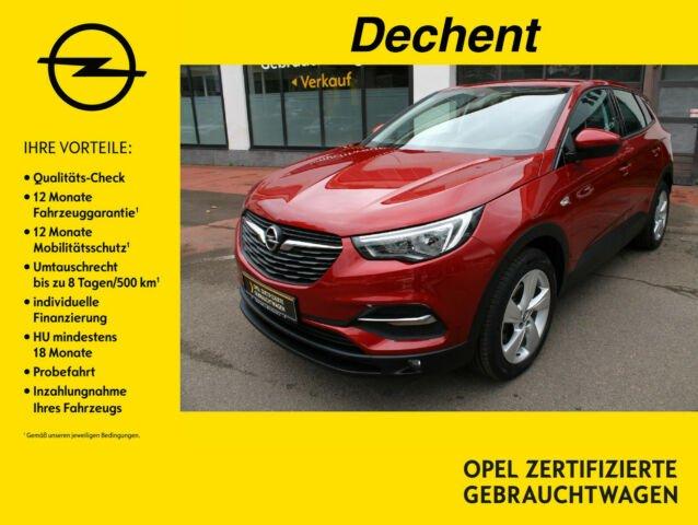 Opel Grandland X 1.6D Edition,Navi,AHK,Kamera,Sitzhzg, Jahr 2018, Diesel