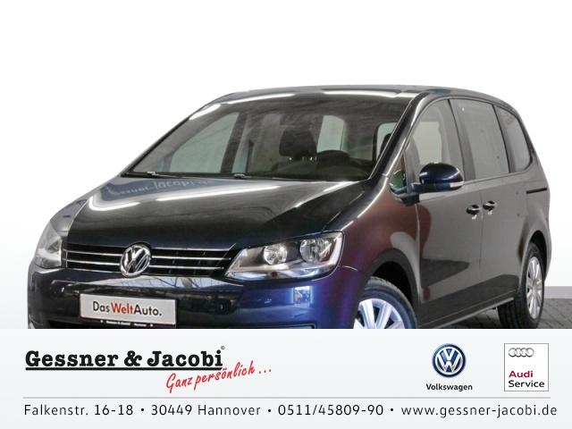 Volkswagen Sharan 2.0 TDI BMT Trendline Klima el. Fenster, Jahr 2014, Diesel