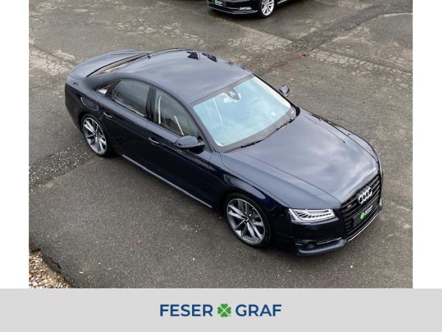 Audi S8 plus 4.0 TFSI qu. LED-Headup-Standh.-Luft-ACC-, Jahr 2017, Benzin
