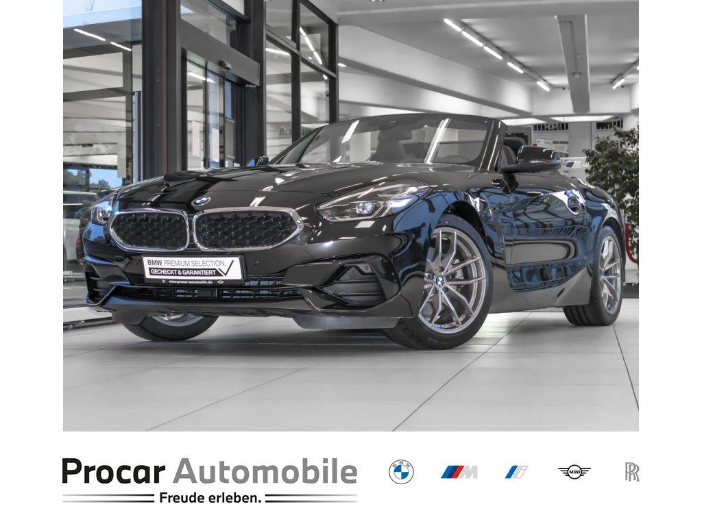 BMW Z4 sDrive20i Advantage Nav LED Drive+Parkass 18, Jahr 2020, Benzin