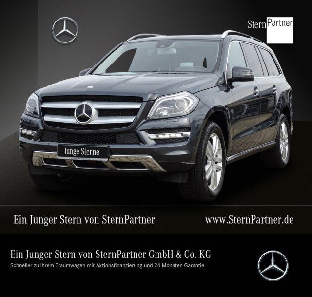 Mercedes-Benz GL 350 BT 4M +KAMERA+SSD+XENON+DISTRONIC+AHK+EU6, Jahr 2015, diesel