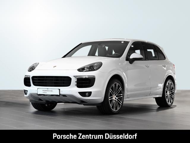 Porsche Cayenne Diesel SportDesign PASM PDLS 100-l-Tank Panoramadach, Jahr 2016, Diesel
