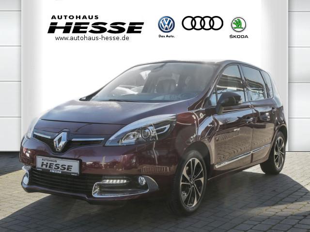 Renault Scenic 1.2 TCe 130 Bose Edition, Bi-Xenon, PDC, GRA, Navi, Bose, Bluetooth, Klima, Jahr 2014, Benzin