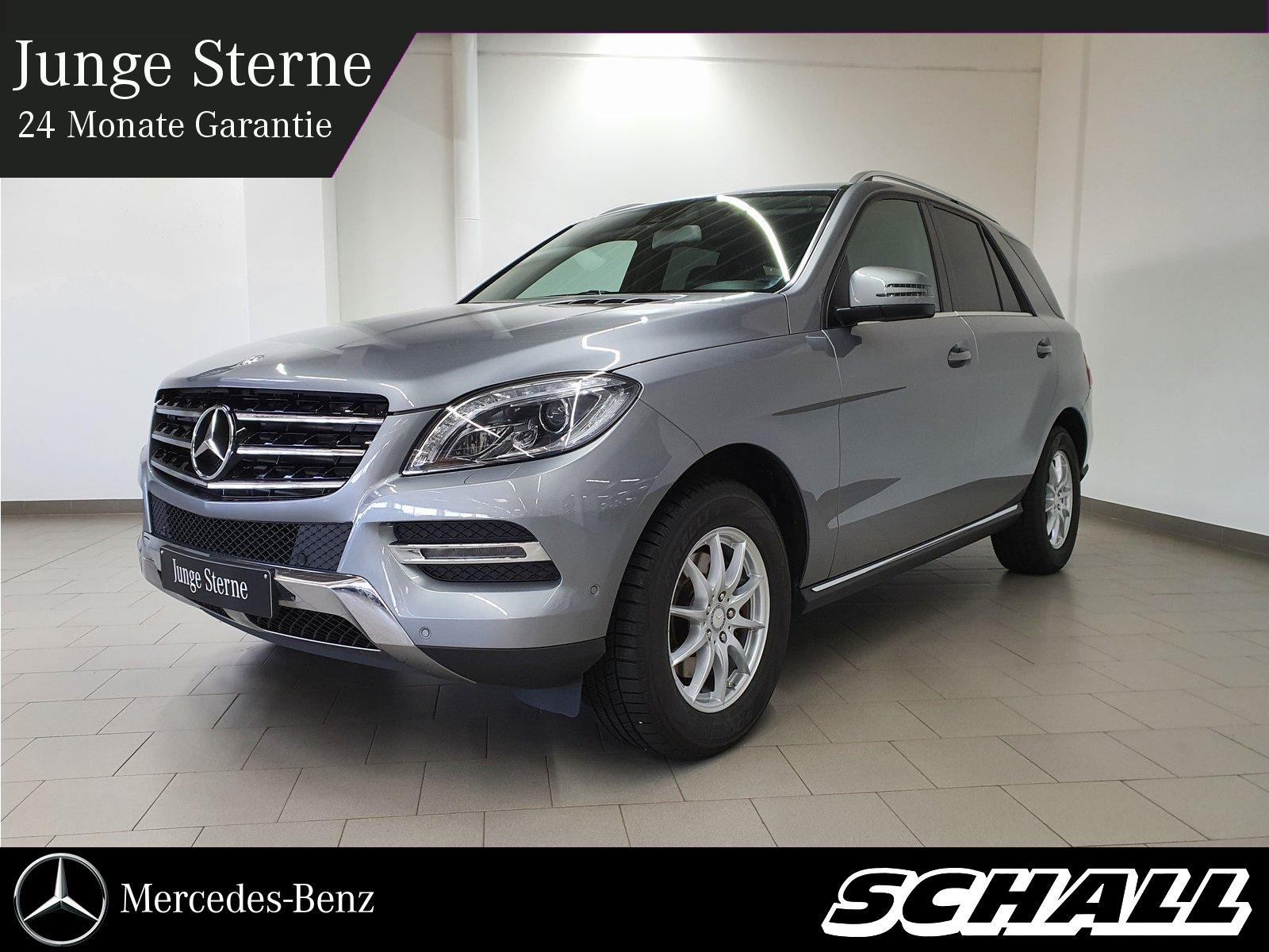 Mercedes-Benz ML 350 BT 4M AHK/AIRMATIC/GSHD/INTELLIGENT LIGHT, Jahr 2014, Diesel