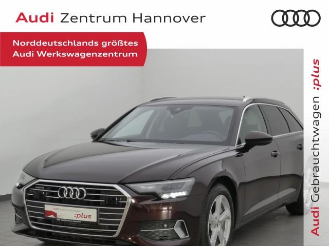 Audi A6 Avant 45 2.0 TFSI sport, Navi, AHK, LED, Sportsitze, Jahr 2019, Benzin