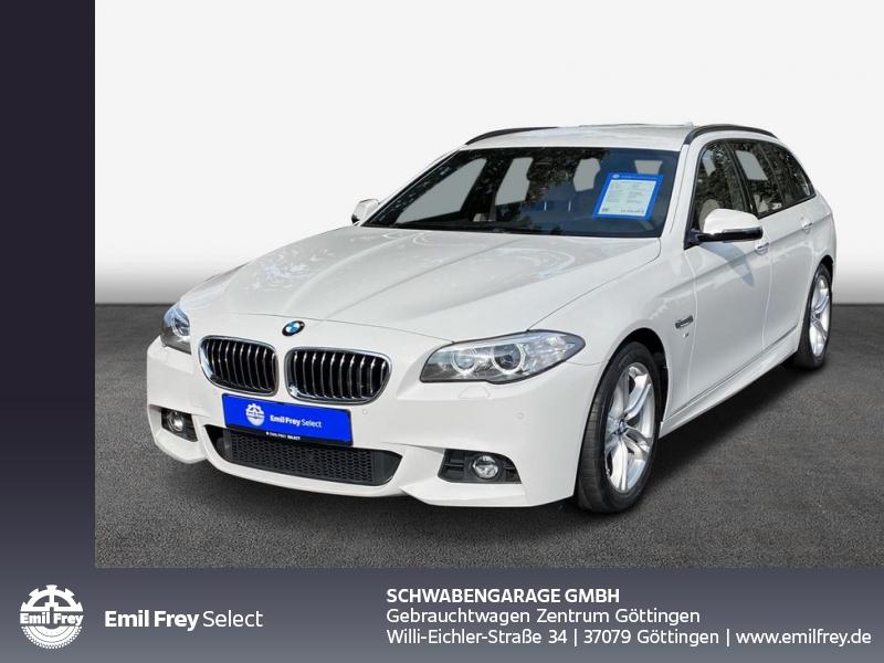 BMW 525d Touring Aut., Jahr 2016, Diesel