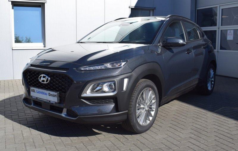 Hyundai Kona 1.0 T-GDi YES! M/T Klima SHZ LHZ Navi, Jahr 2019, Benzin
