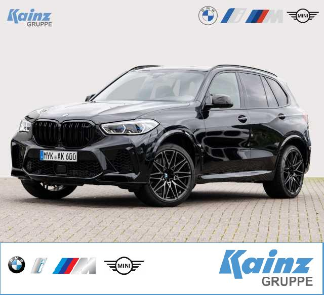 BMW X5 M Competition Pano / AHK / Bowers & Wilkins / Laser / 21/22', Jahr 2021, Benzin