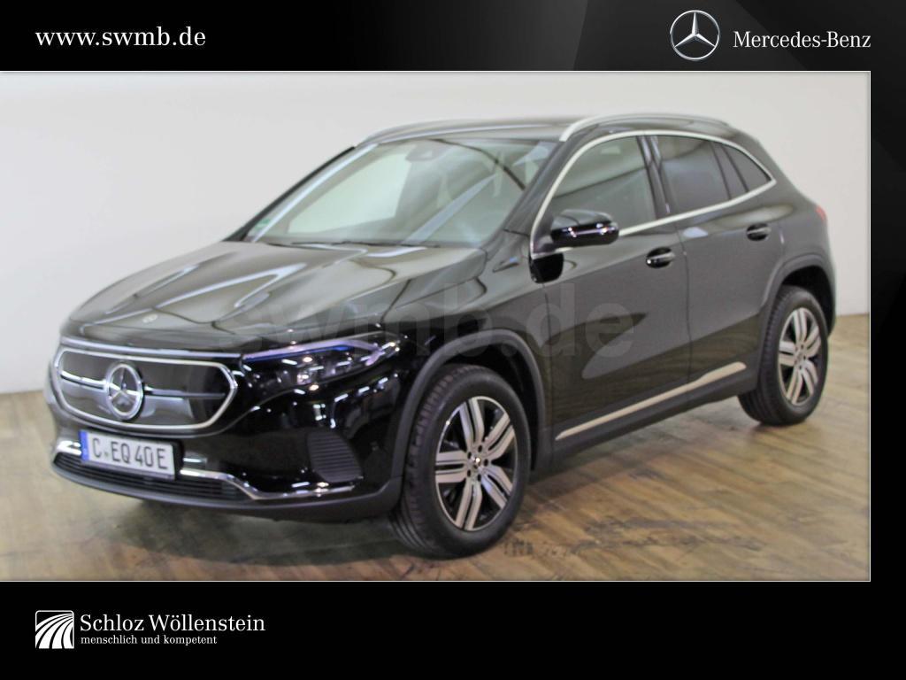 Mercedes-Benz EQA finanzieren
