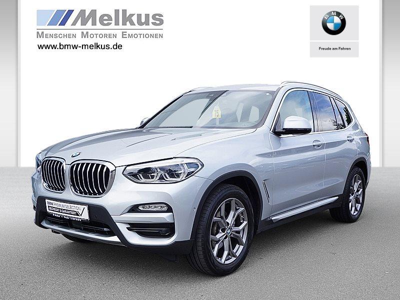 BMW X3 xDrive20d xLine ACC el. Sitze Memory HiFi LED Pano.Dach Navi, Jahr 2017, Diesel